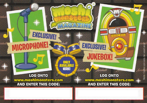 Issue 23 Code Card Back