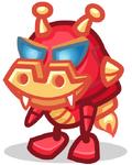 Robot Burnie
