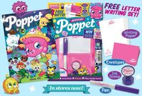 Poppet Mag issue 3 packaging