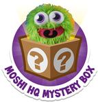 Rainbow Iggy plush moshi hq box