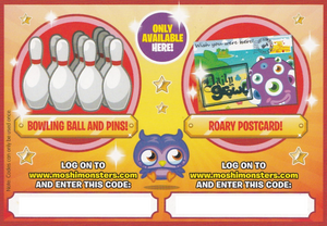 Issue 31 Code Card Back