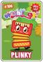 Collector card s2 plinky