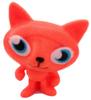 Sooki Yaki figure shocking pink