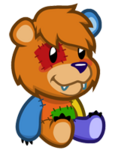 Patch the Scare Bear