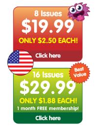 American Magazine (US) 8-16 Issues