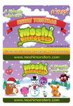 Membership Card Christmas 6 Month