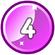 Level 4 icon