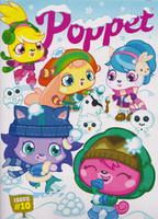 Poppet Magazine issue 10 cover front