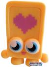 Gabby figure electric yellow