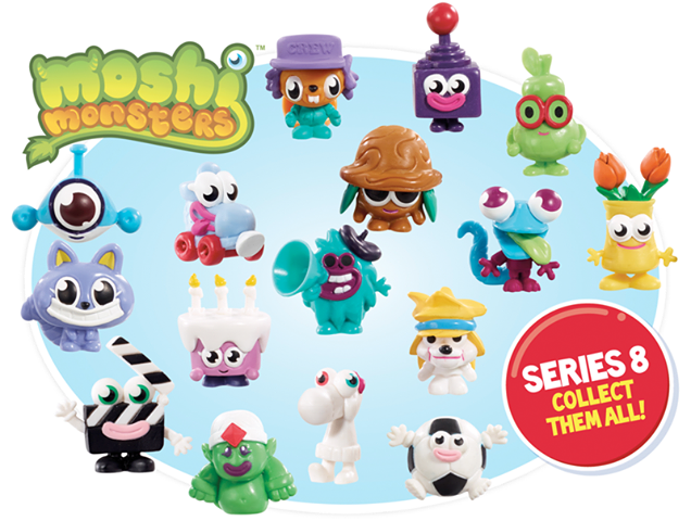 Worldwide MME Exclusive! Names of Series 6/7 Moshlings Revealed ...