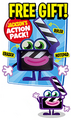 Jackson's action pack