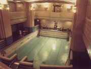 Queen Mary swimming pool
