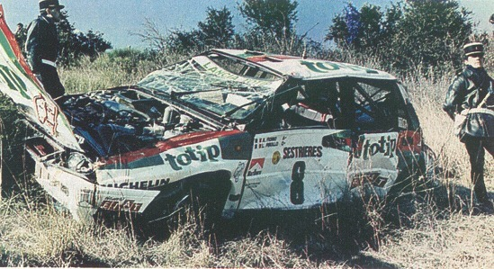 List Of Fatal World Rally Championship Accidents Motor