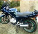 Yamaha XJ600 Diversion