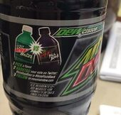 Pitch Black Dewcision Label