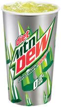 Logo diet dew cup lg