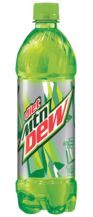 MtDew Diet 24