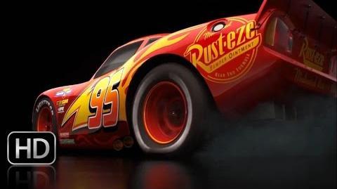 Cars 3- The Return of Lightning McQueen Trailer