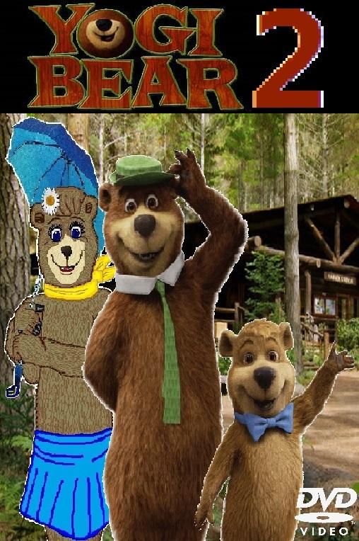 yogi bear movie dvd