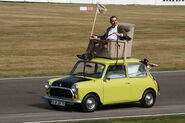 47765881 mr bean mini drive car