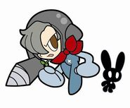Ataru and Usagi