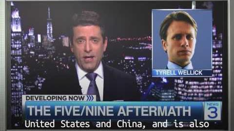 News Coverage of the Five Nine Attack