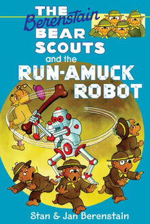 Berenstain Bears-Run Amok Robot