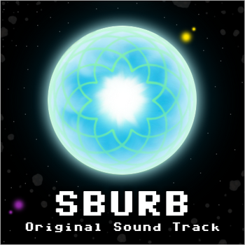 SBURB OST cover