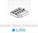 Jumper Block Extension