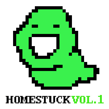 File:Homestuck Vol 1 Album cover.png