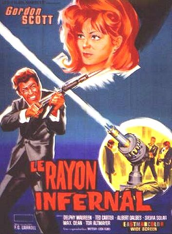 File:MST3k- Danger!! Death Ray theatrical release poster with Gordon Scott.jpg