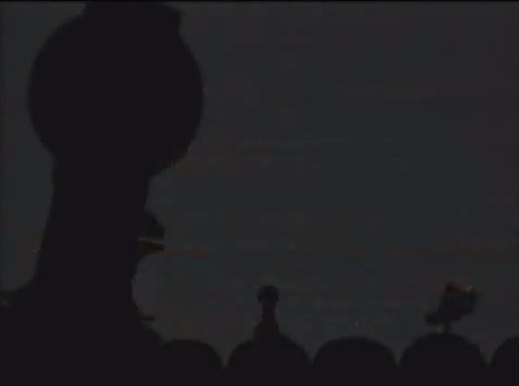 File:MST3k- Giant Servo in the theater during the end of FUTURE WAR.jpg
