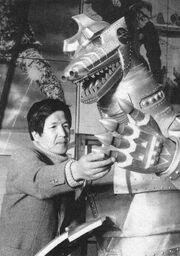 MST3k- Godzilla movie Director Jun Fukuda