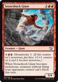 Stoneshock Giant C15