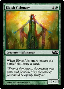 Elvish Visionary M13