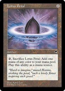 Lotus Petal TMP