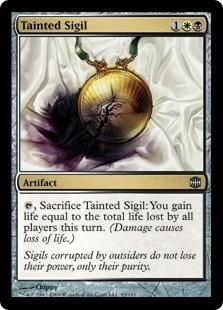 Tainted Sigil ARB