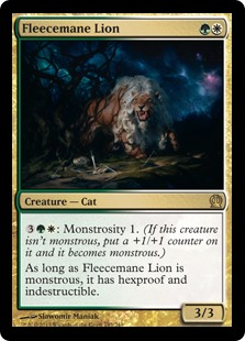 Fleecemane Lion THS