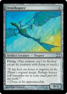 Ornithopter 10E