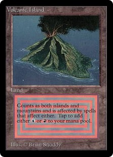 Volcanic Island 2E