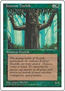 Ironroot Treefolk 4E