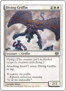 Diving Griffin 8ED