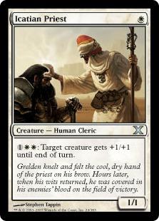 Icatian Priest 10E