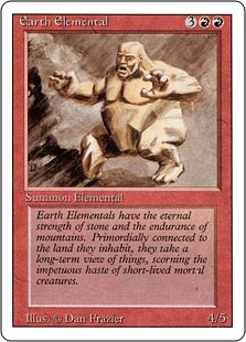Earth Elemental 3E