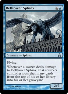 Belltower Sphinx RAV