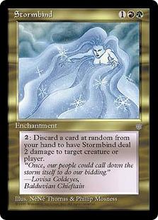Stormbind IA