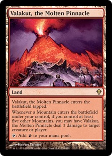 Valakut, the Molten Pinnacle ZEN