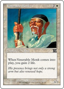Venerable Monk P4
