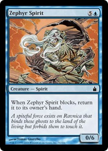Zephyr Spirit RAV