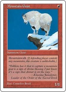 Mountain Goat 5ED